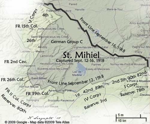 St. Mihiel Offensive