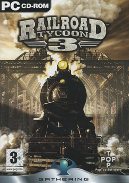 Railroad Tycoon 3 Maps